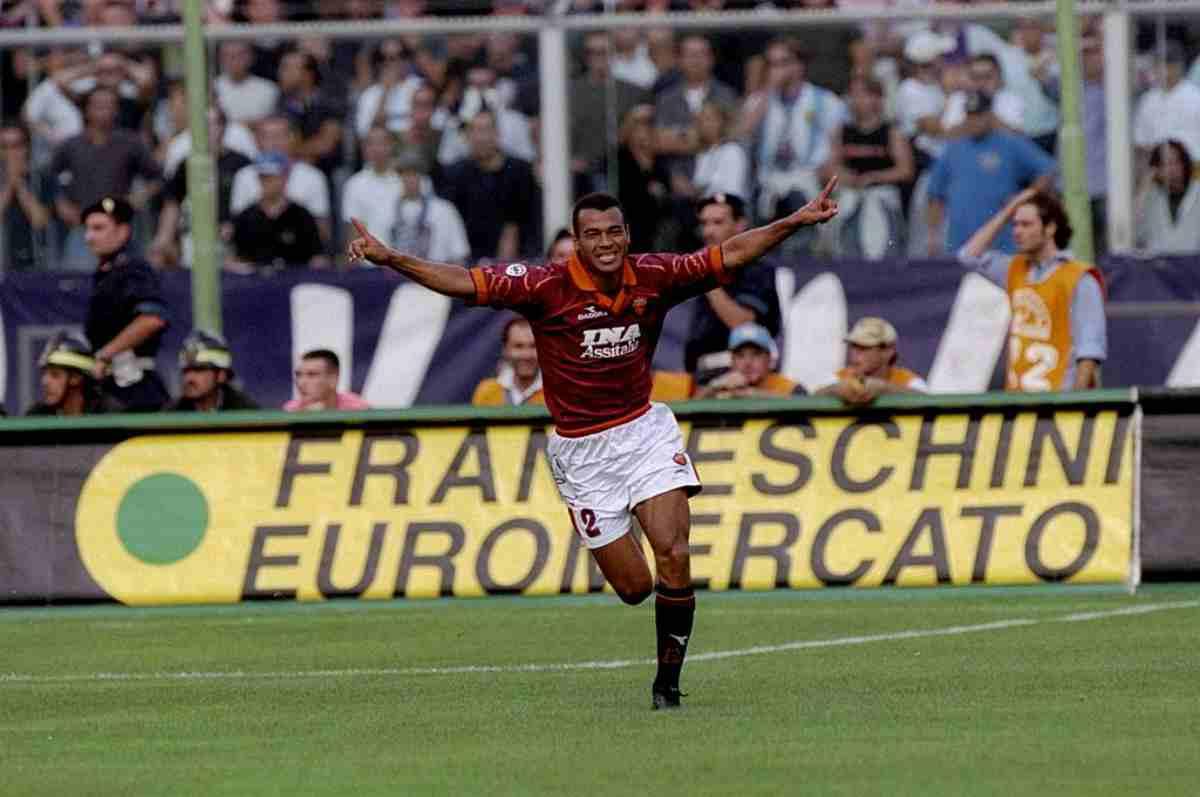 Roma-Milan, Cafu nella top 11 dei doppi ex