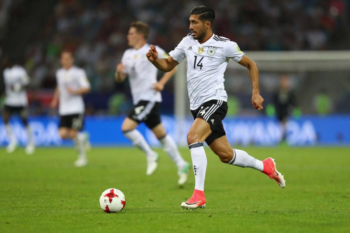 Estonia-Germania: Emre Can espulso dopo 14 minuti. La più veloce delle Qualificazioni ad Euro 2020