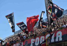 Foggia, coro calciatori pro diffidati (Video)