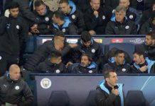 Guardiola furioso con Stnes non pronto per il cambio