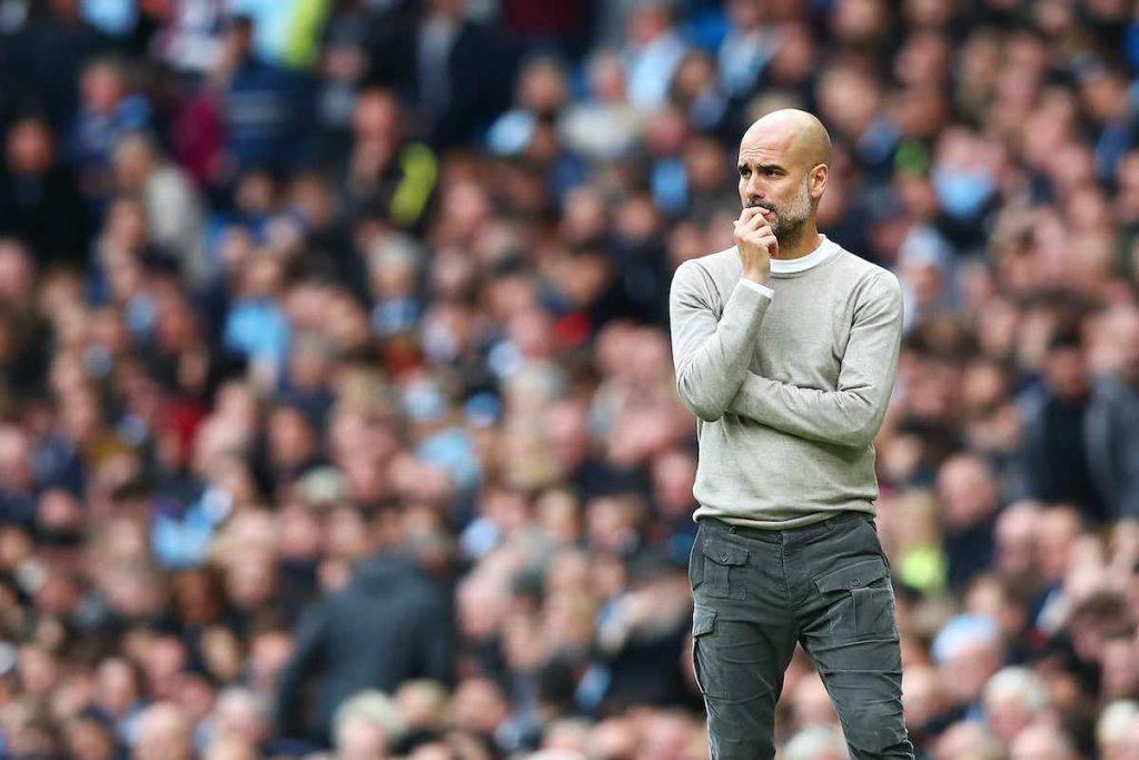 Guardiola potrebbe lasciare il Manchester City