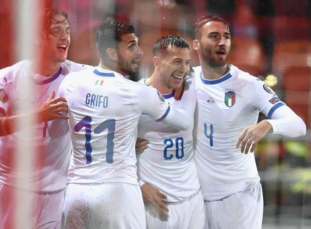 Highlights Liechtenstein-Italia