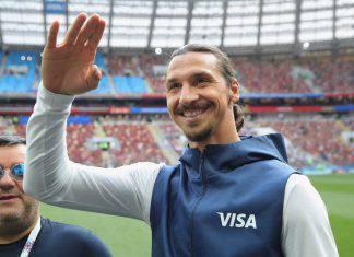 Ibrahimovic promette l'approdo al Genoa