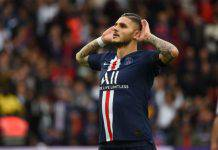 Icardi parla dell'Inter