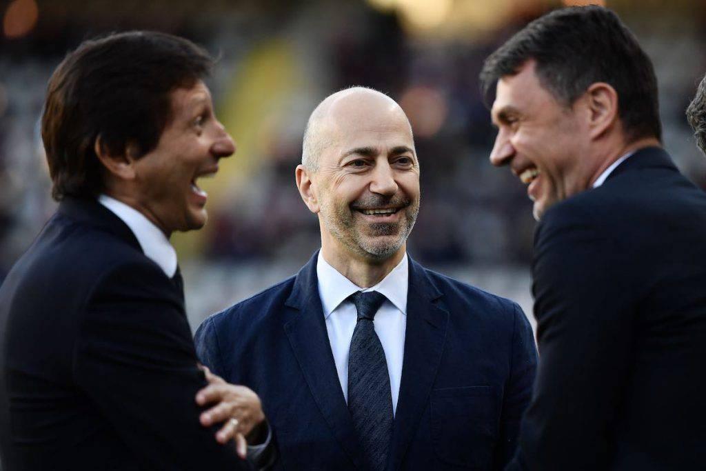 Gazidis: il Milan poteva finire in Serie D