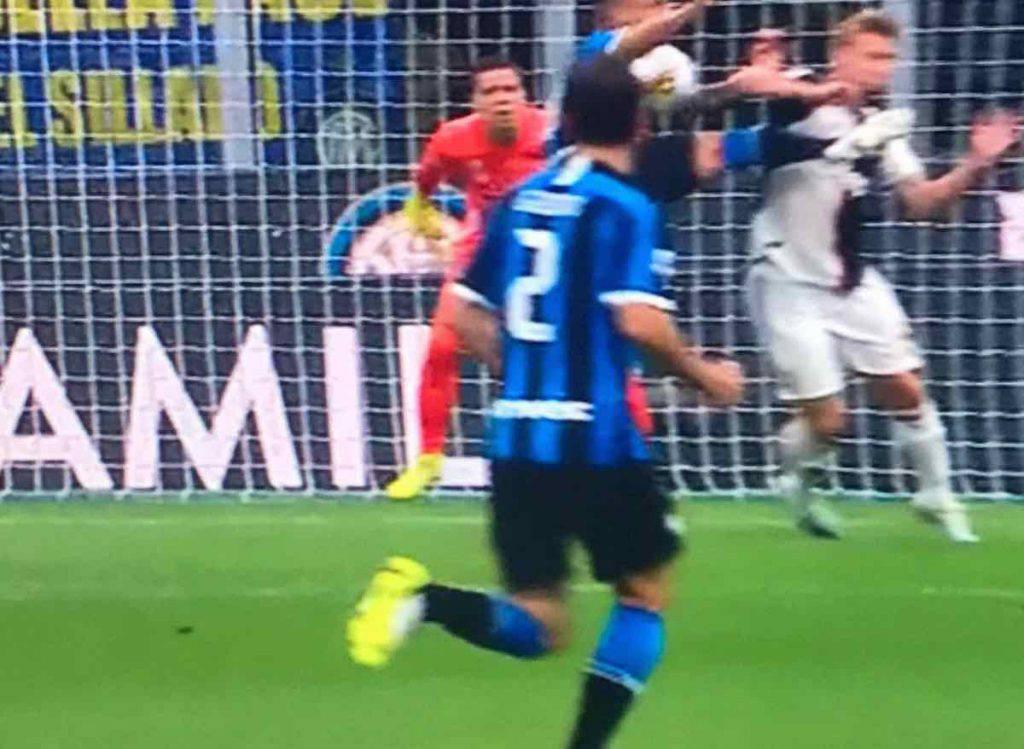 Moviola Inter Juventus