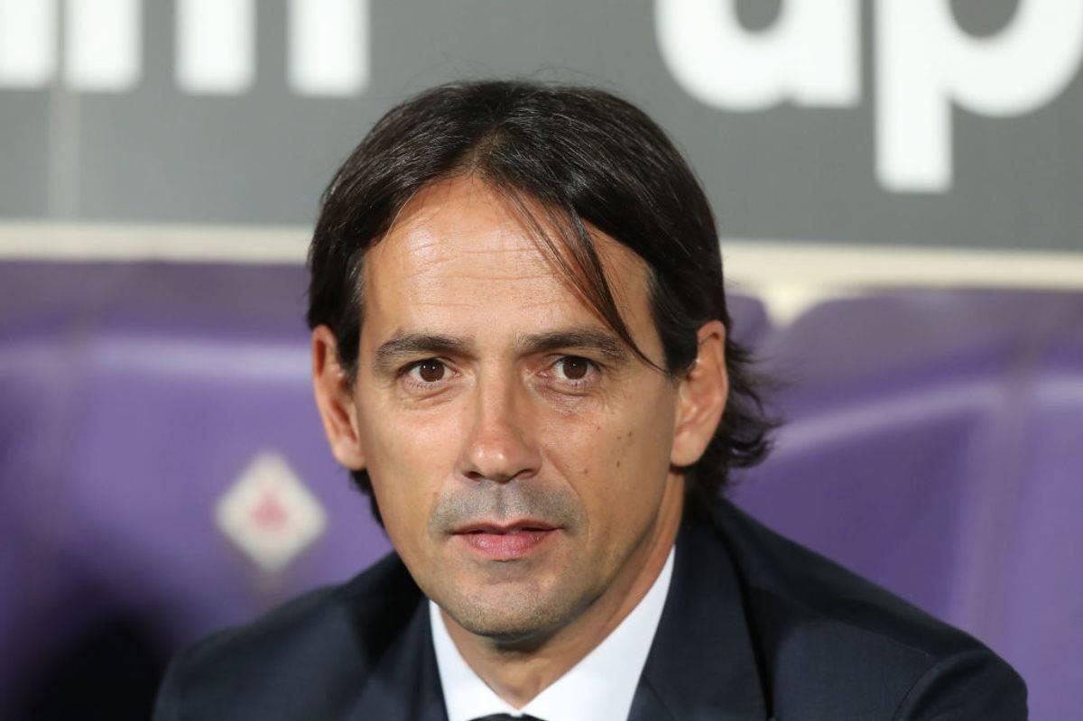 Inzaghi conferenza stampa Lazio-Torino