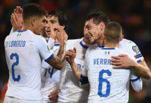 Liechtenstein-Italia voti e pagelle