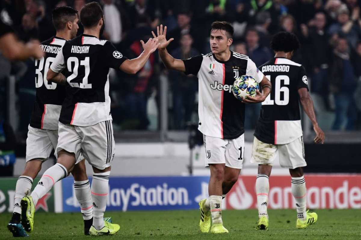 Juventus contratto Jeep