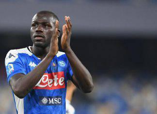 Calciomercato Napoli, Koulibaly: nuovo assalto dalla Liga