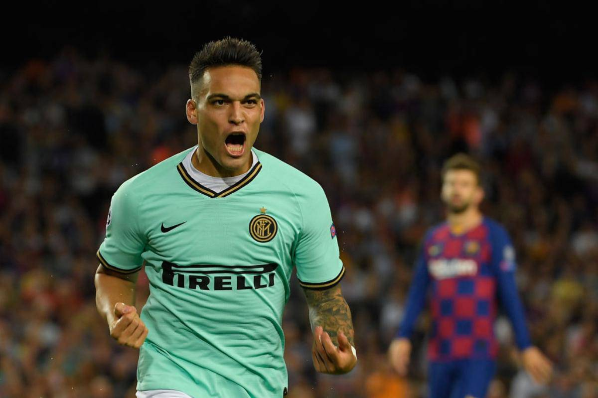 Pagelle Barcellona-Inter gazzetta dello sport
