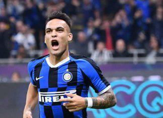 Lautaro Martinez Conte Inter