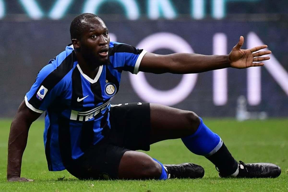 Lukaku, prime critiche dopo l'arrivo all'Inter