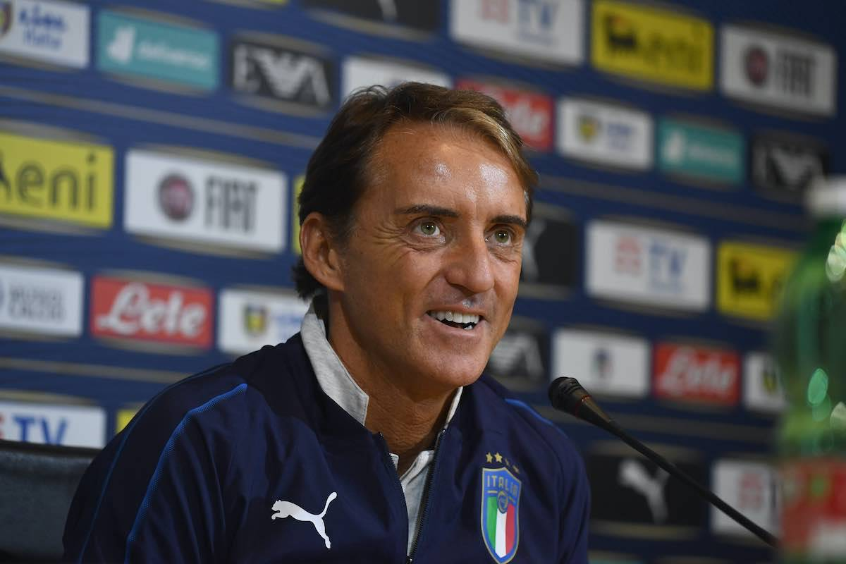 Mancini Conferenza