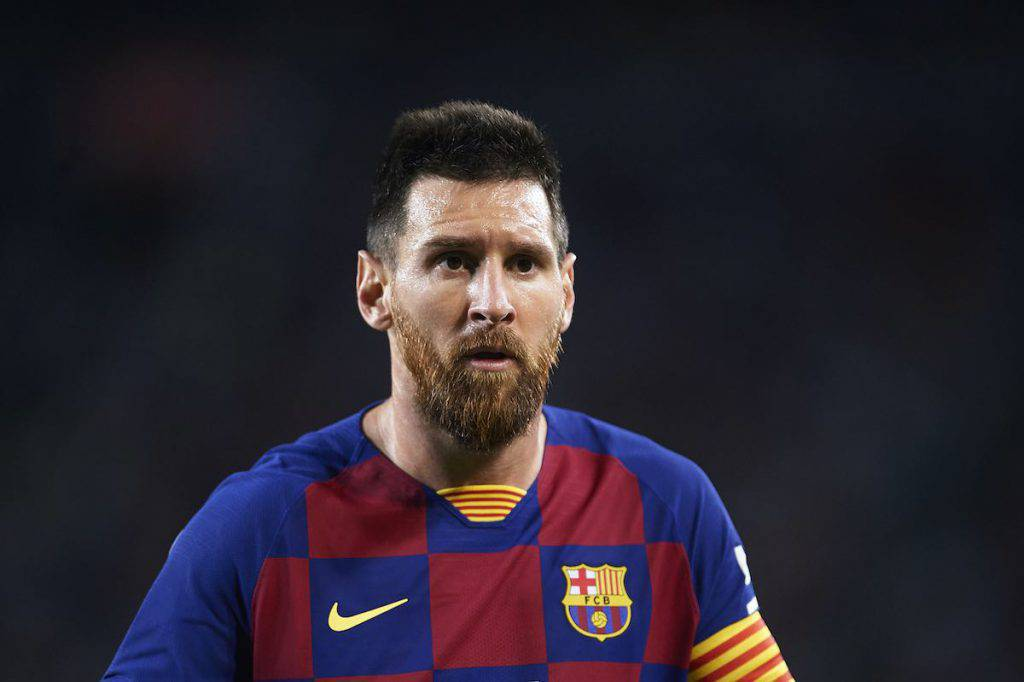 Messi alla sesta Scarpa d'Oro in carriera