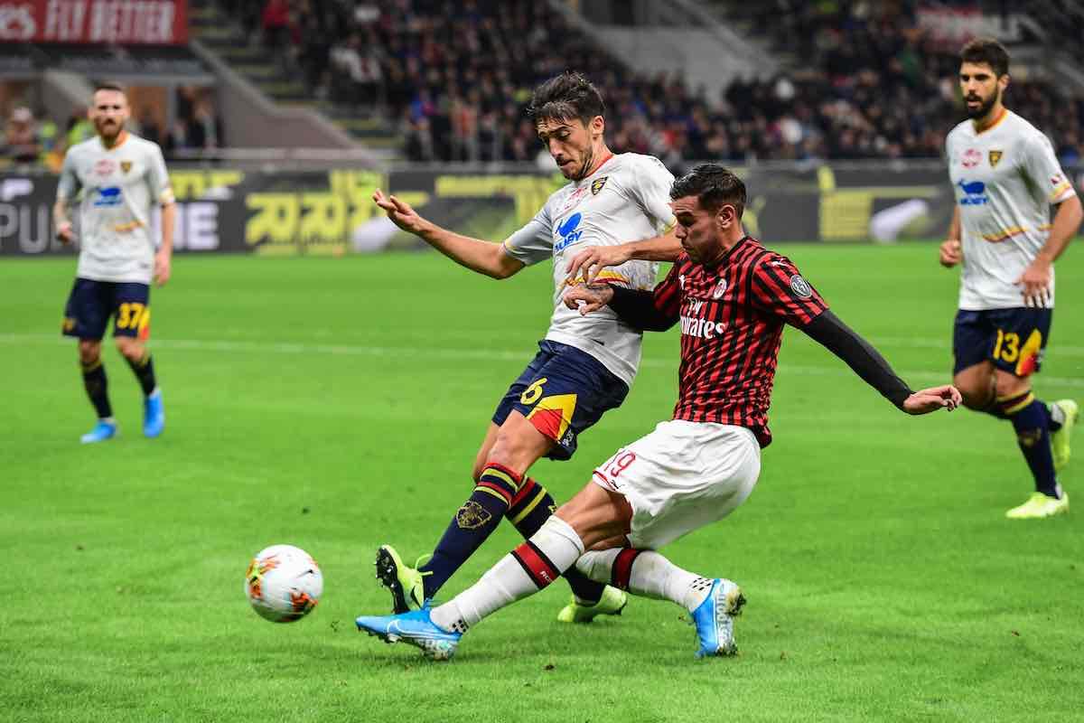 Lecce-Milan, i precedenti tra le due formazioni (Getty Images)