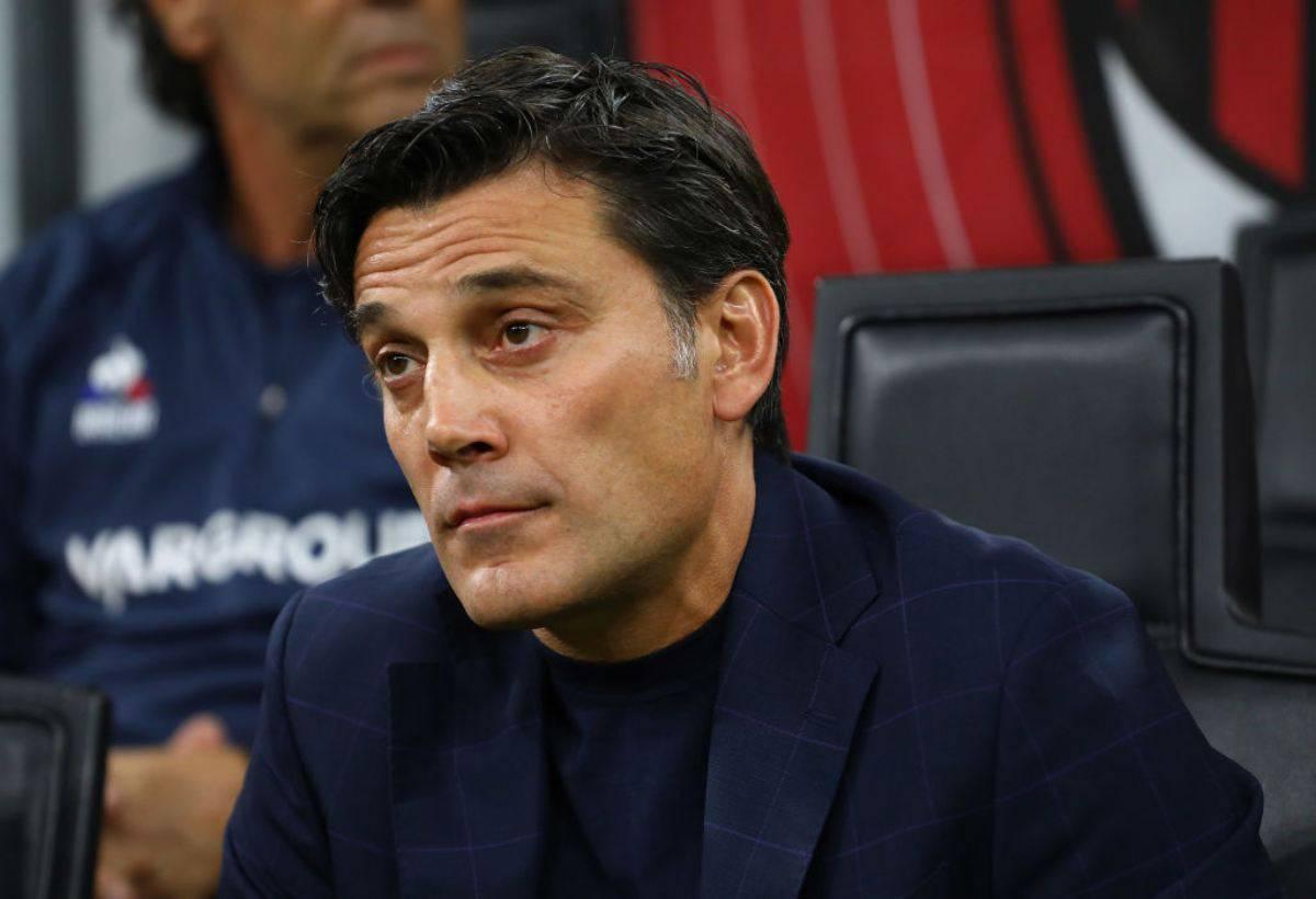 """Fiorentina, Montella: """"Chiesa, mie parole male interpretate. È importante ma non si allena da cinque giorni"""""""