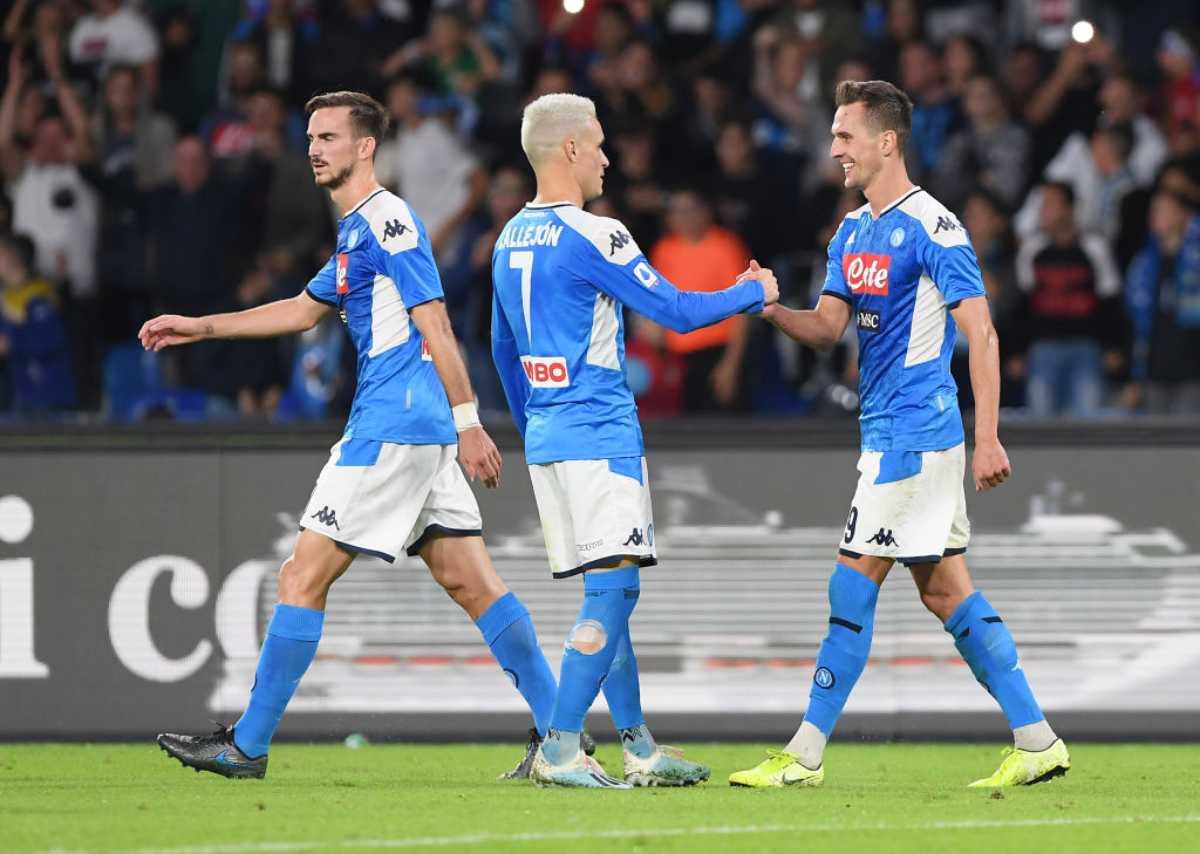 Salisburgo-Napoli diretta tv e streaming
