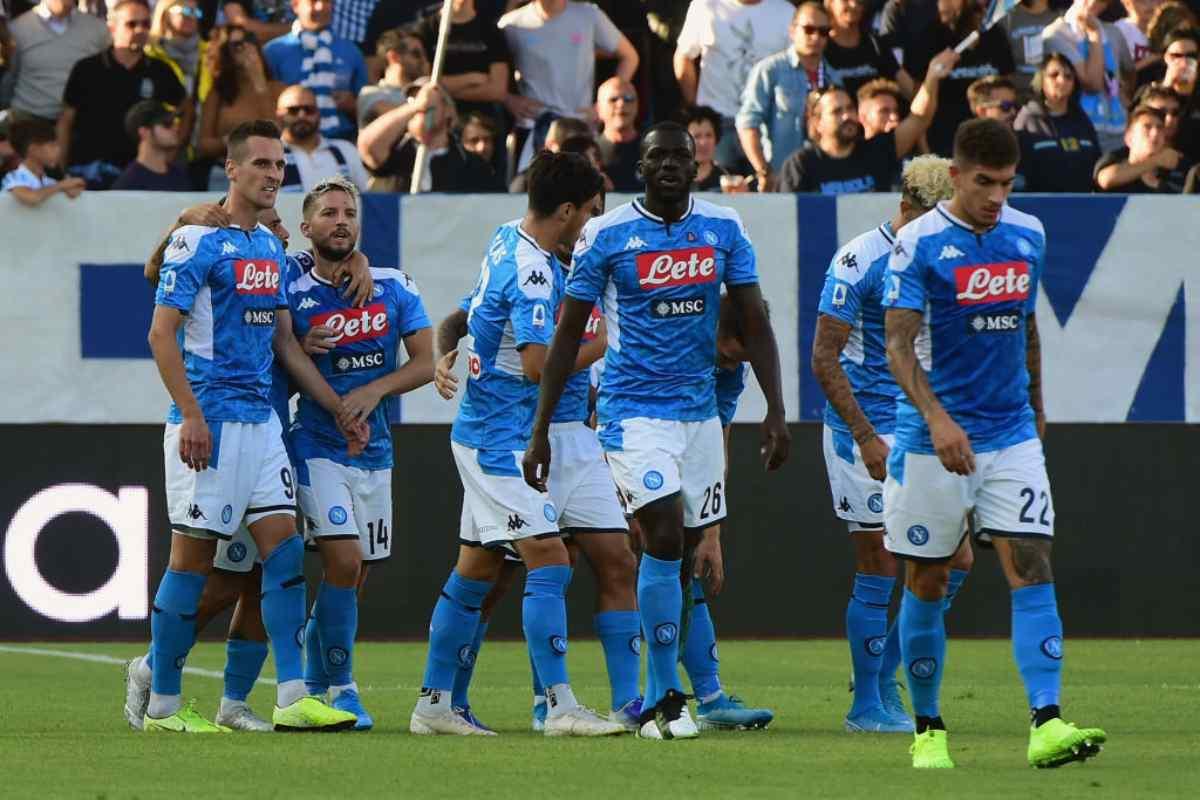 Napoli-Atalanta dove vederla in tv e streaming