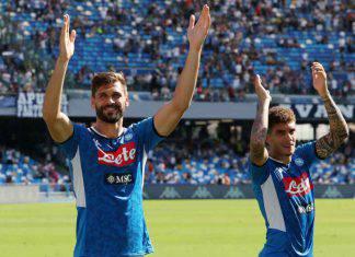 Genk-Napoli streaming e tv