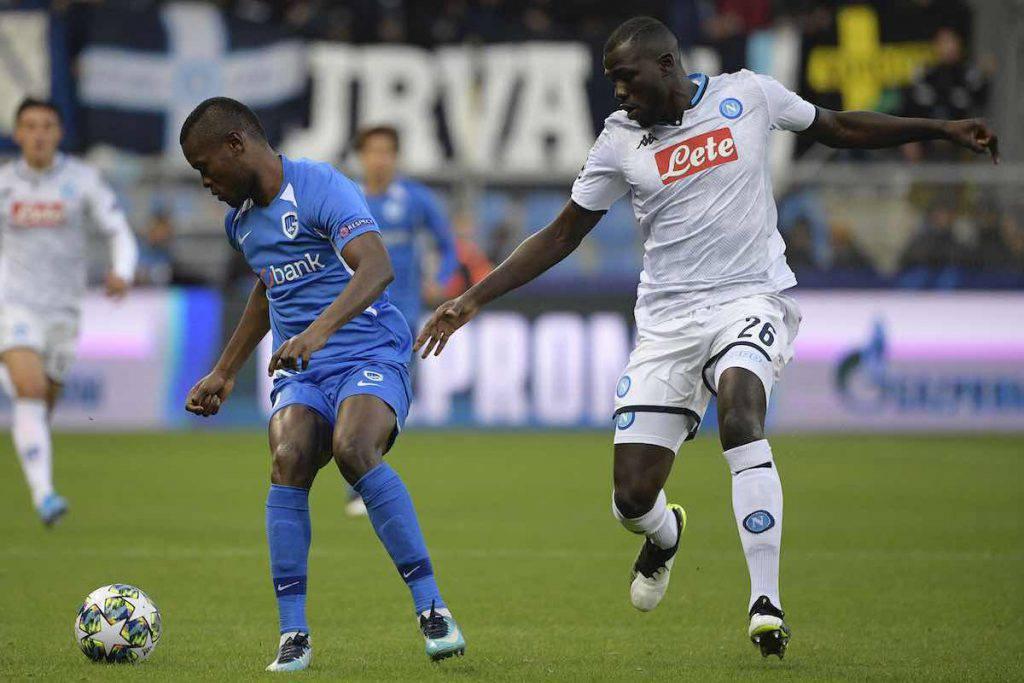 Napoli volitivo in Champions