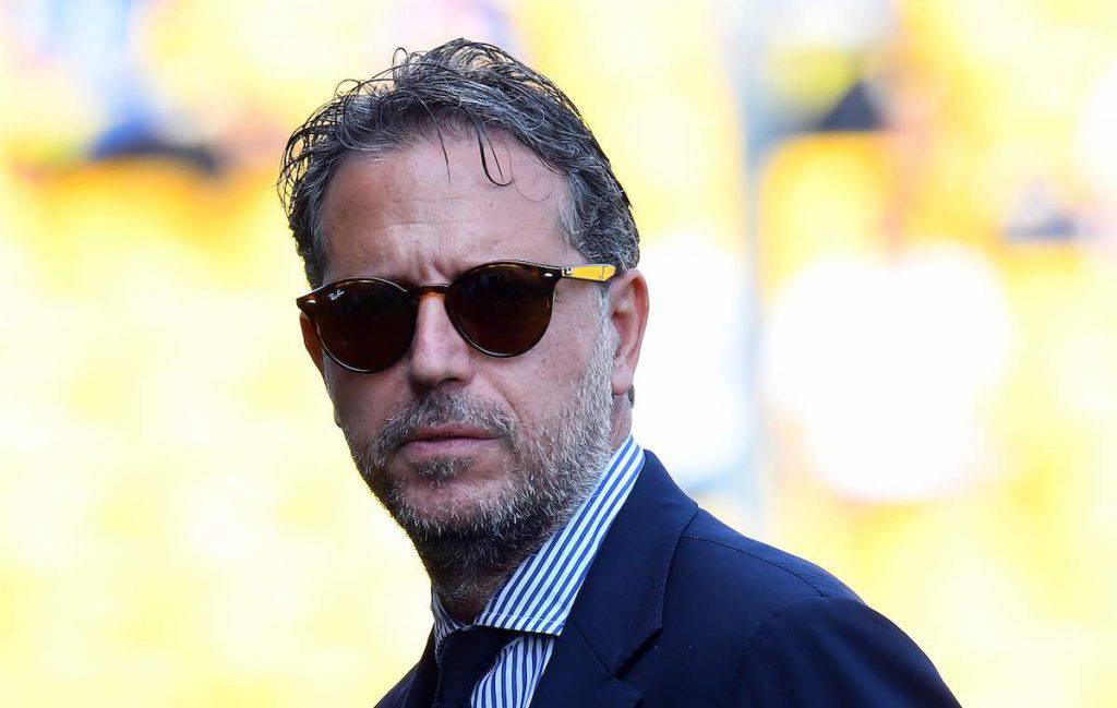 Paratici prima di Inter Juventus