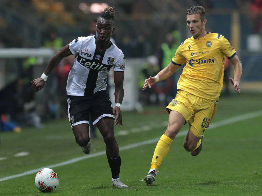 Parma-Verona highlights