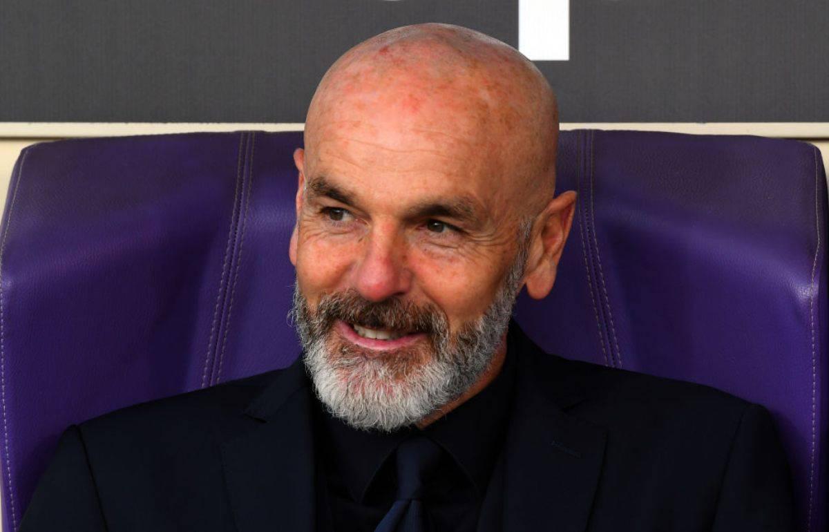 Pioli conferenza stampa Milan-Lecce