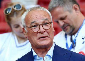 Ranieri alla Samp ufficiale