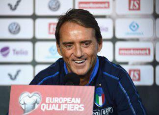 Roberto Mancini conferenza stampa