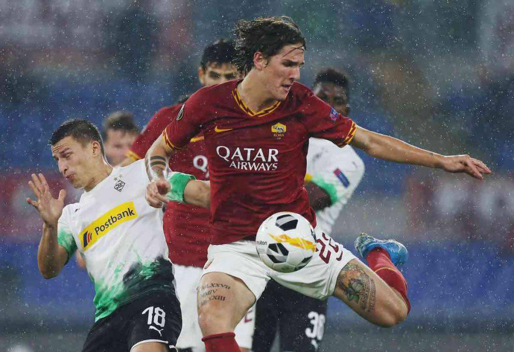 Roma-Moenchengladbach highlights