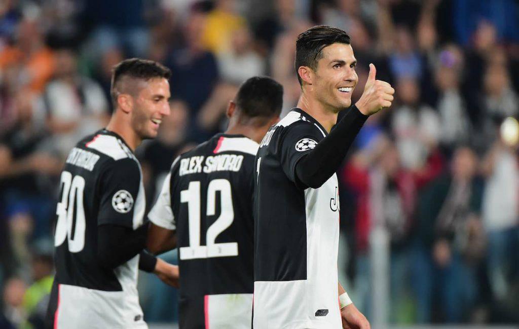 Ronaldo da record in Champions League
