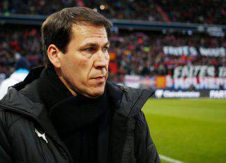 Rudi Garcia Lione