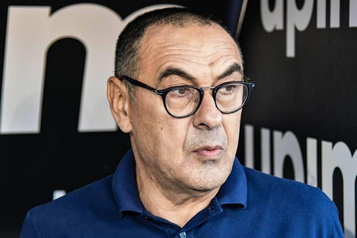Sarri Lecce-Juventus