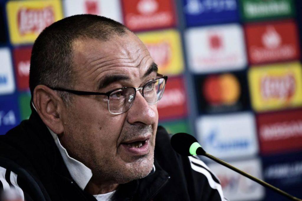 Torino-Juventus, le parole di Maurizio Sarri, alla vigilia del derby