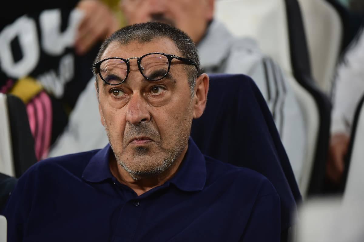 Vittoria in Champions League per Sarri
