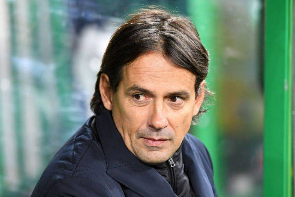 Inzaghi conferenza stampa Fiorentina-Lazio