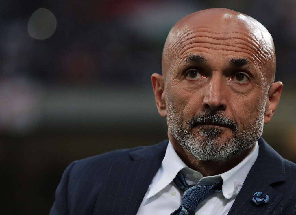 Spalletti Milan, brusca frenata