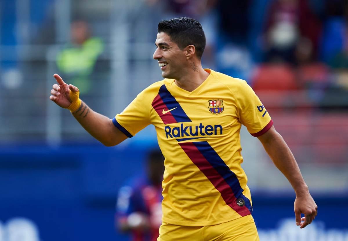 Luis Suarez potrebbe lasciare il Barcellona