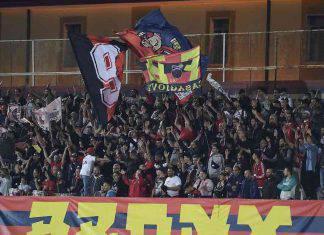 Muore figlia del calciatore, commovente lettera dei tifosi della Casertana