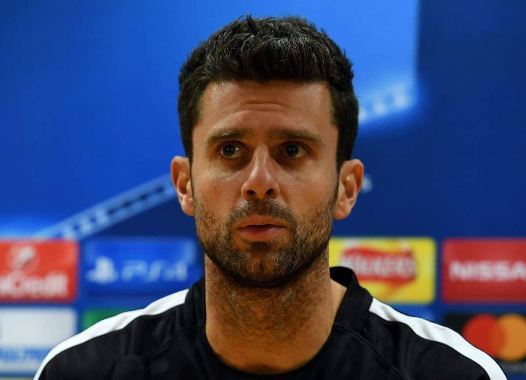 Thiago Motta, prime parole al Genoa