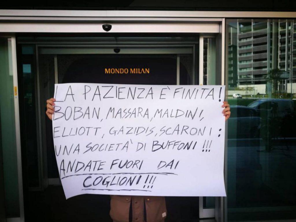 Tifoso Milan
