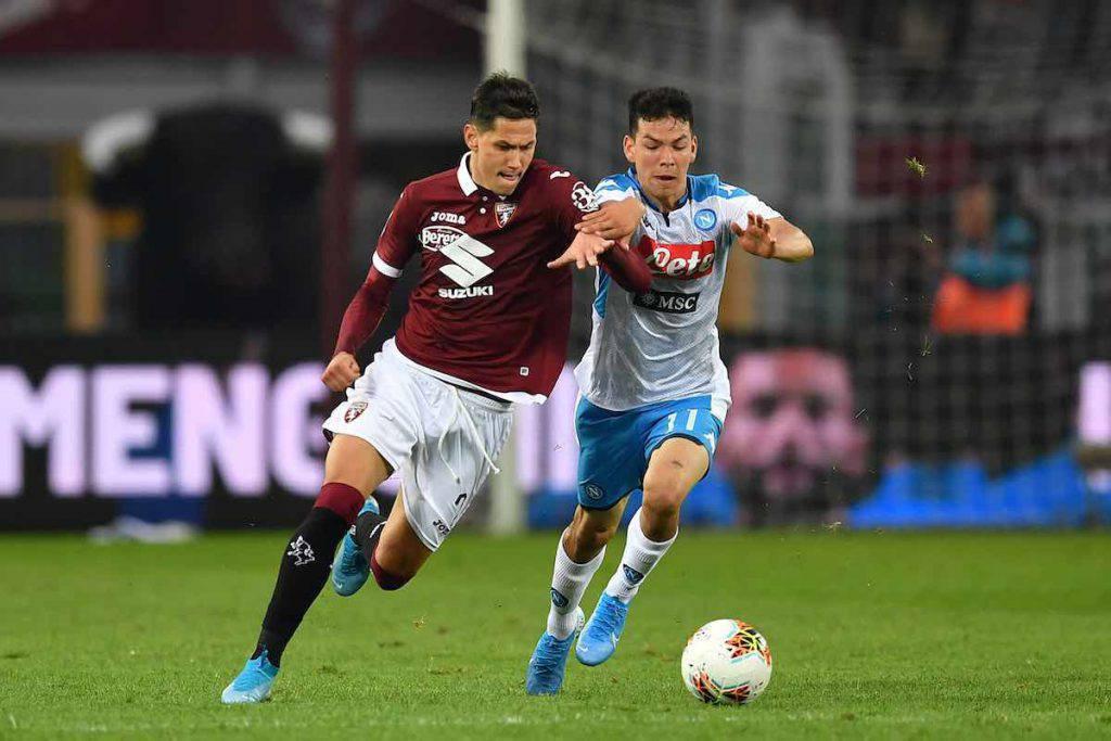 Torino-Napoli, gli highlights