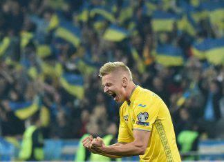 Zinchenko si esalta dopo la qualificazione ucraina