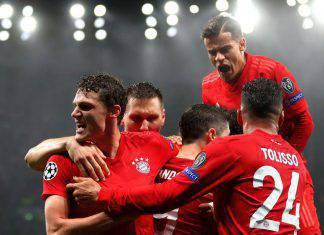 La larga vittoria del Bayern Monaco