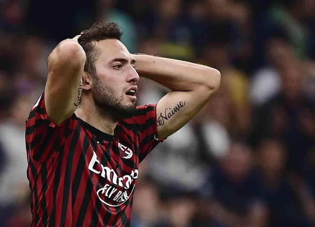 Fantacalcio, consigli formazione: Calhanoglu da non schierare nella 7.a giornata di Serie A