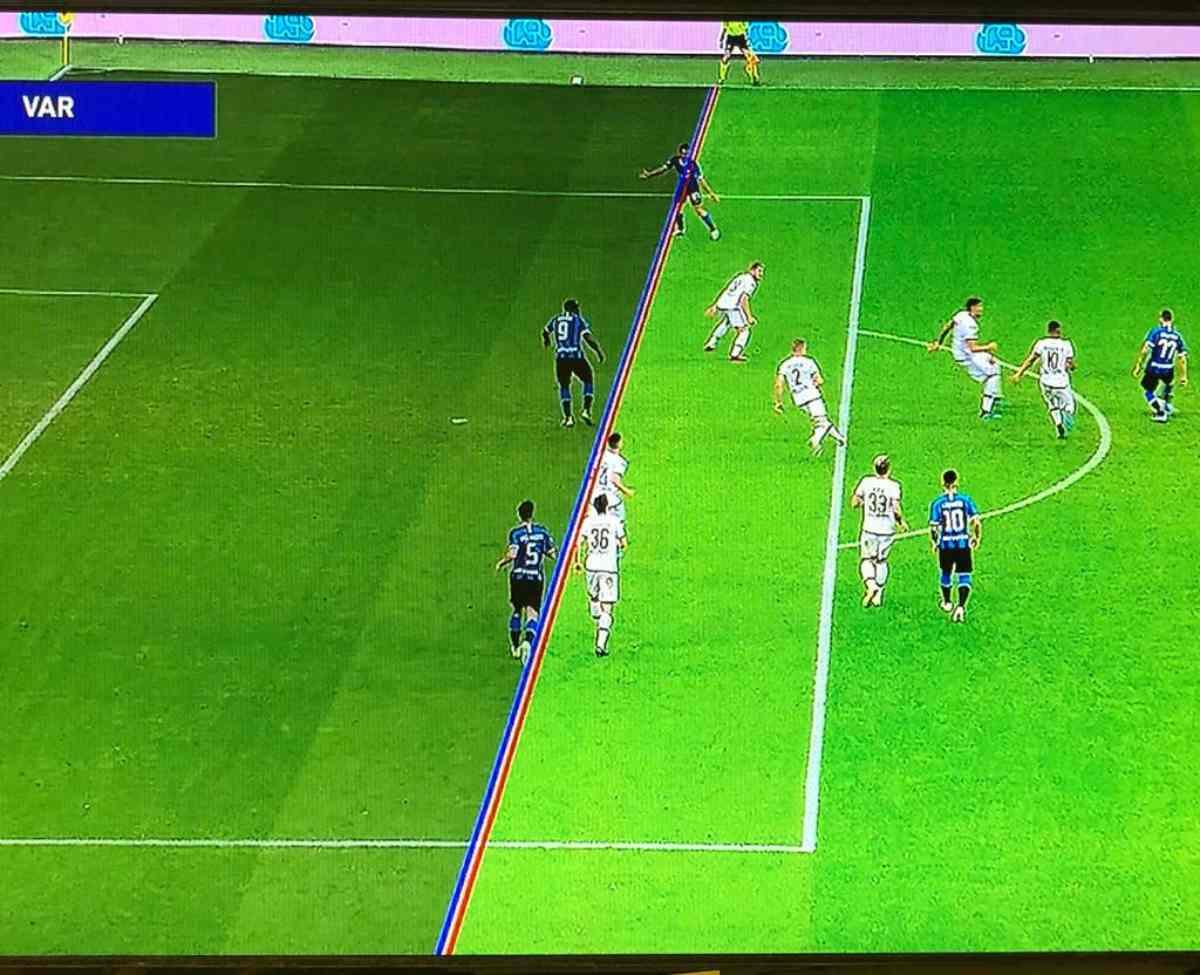 Inter-Parma, l'azione del gol di Lukaku