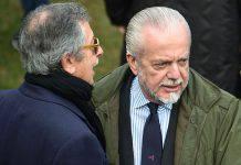 Napoli nel caos, multe calciatori: primo round in tribunale