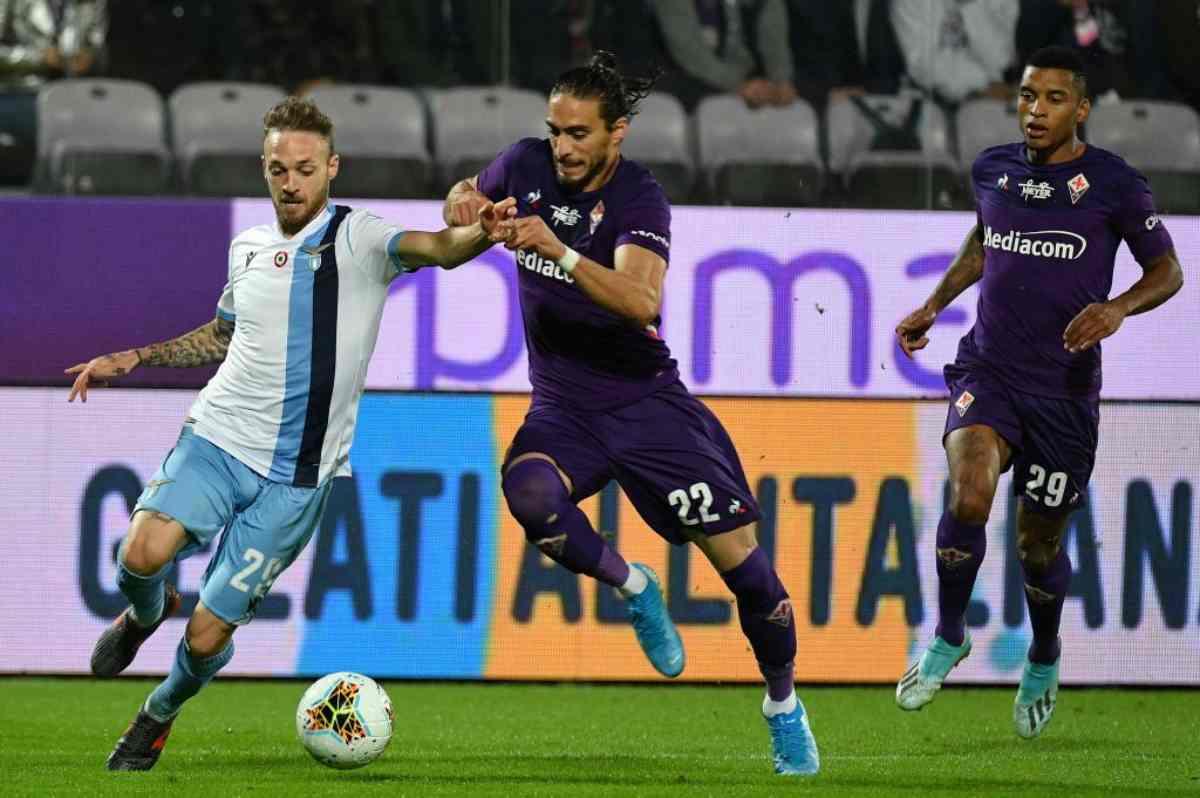 Fiorentina_Lazio, gli episodi da moviola