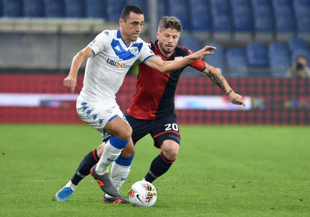 Highlights Genoa-Brescia